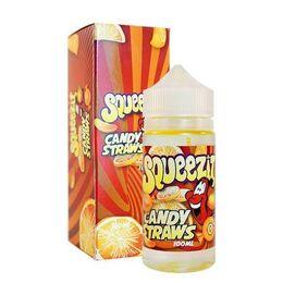 Candy Straws, 3 мг. Squeezit eLiquids. 100 мл.