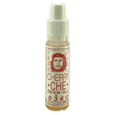CHERRY CHE (Табак с вишней), 12 мг. Pink-Fury. Польша. 15 мл.