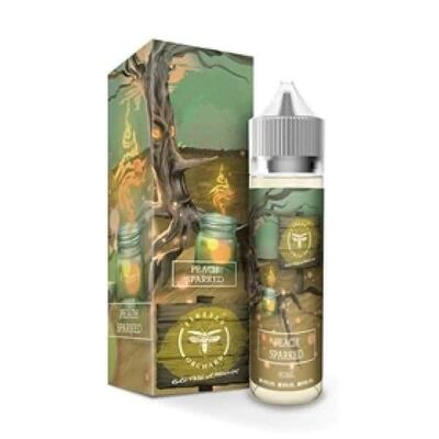 Peach Sparked Electric Lemonade, 3 мг. Firefly Orchard eJuice 60 мл