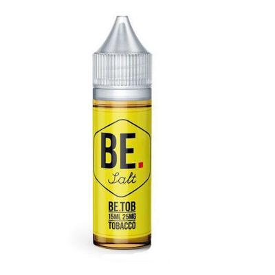 Tobacco, 25 мг (Солевой никотин). BE.Salt. 15 мл