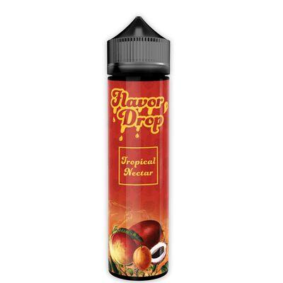 Tropical Nectar, 3 мг. Flavor Drop. 60 мл.