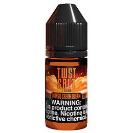 Twist Salt Mango Cream Dream, 50 мг (Солевой никотин). Lemon Twist. 30 мл.
