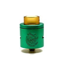 Обслуживаемый Атомайзер CSMNT RDA Клон, Зеленый