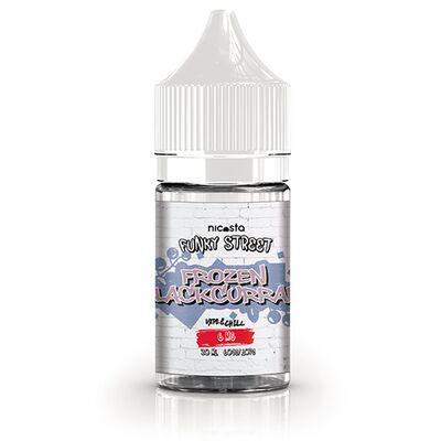 Frozen Blackcurrant, 6 мг. Funky Street. 30 мл.