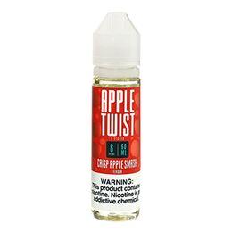 Crisp Apple Smash, 3 мг. Apple Twist. 60 мл.