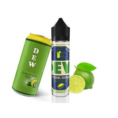 DEW, 1,5 мг. FIZZ by Vape City Club. 60 мл.