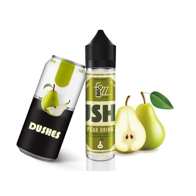 DUSHES, 3 мг. FIZZ by Vape City Club. 60 мл.
