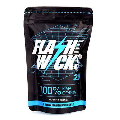 Flashwicks вата для пермотки (17 грамм.)