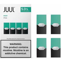 Картридж для Juul, Mint, 50 мг