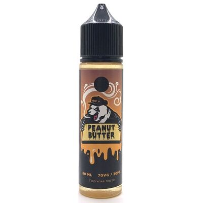 Peanut Butter, WTF, 3 мг, 60 мл