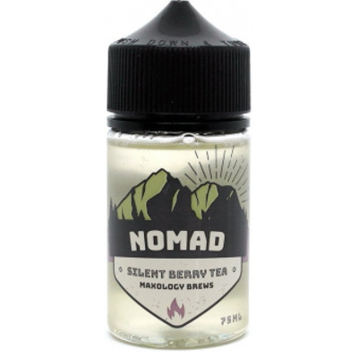 Silent Berry Tea, Nomad, 3 мг, 75 мл